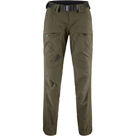 Klättermusen Gere 2.0 Pants Regular Dame dark green